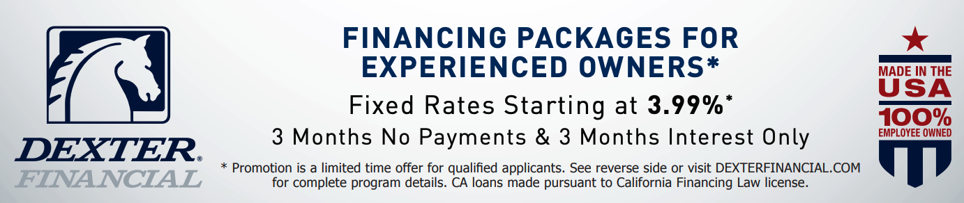 Experienced Owner Financing