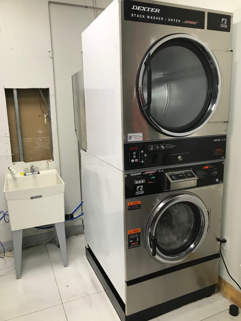 Laundry for Salons and Spa