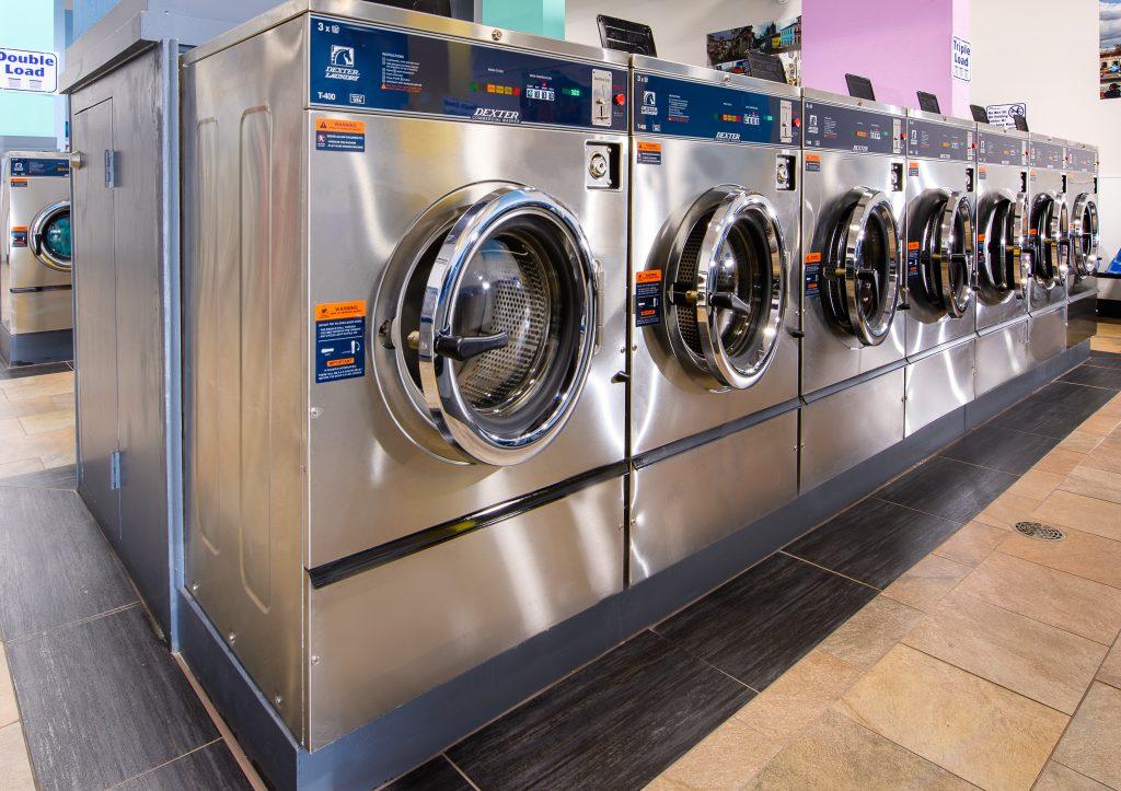 equipment maintenance services commercial laundromat services