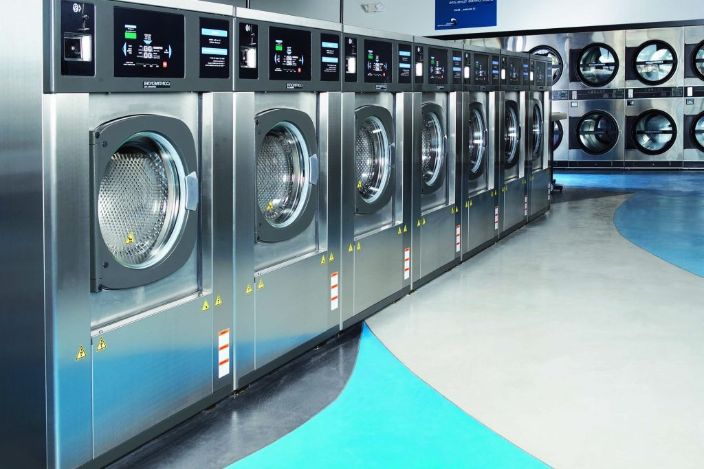 commercial washers by continental girbau 1 |laundry services | dexter & continental girbau architects