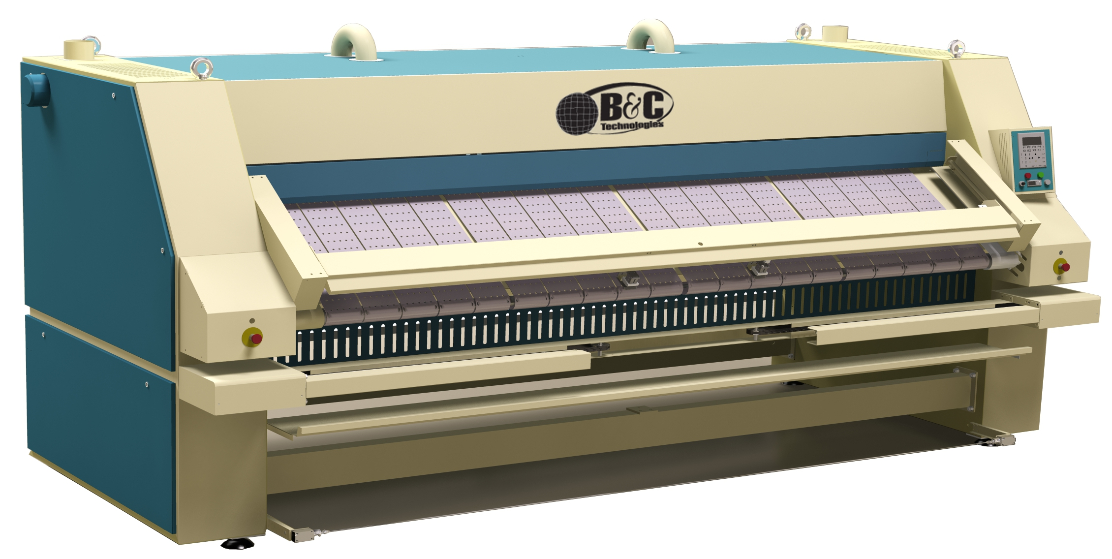 iq 32130 with feeder and folder