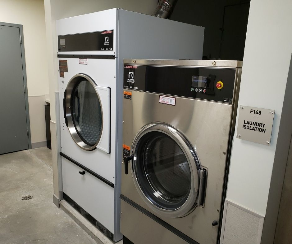 mesa vista 1 | commercial laundry maintenance