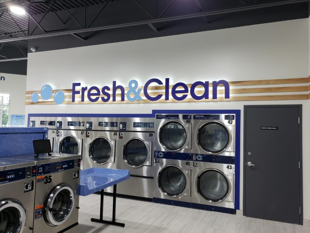 vended laundromat retool houston 2 | commercial coin operated washer and dryer for your laundromat