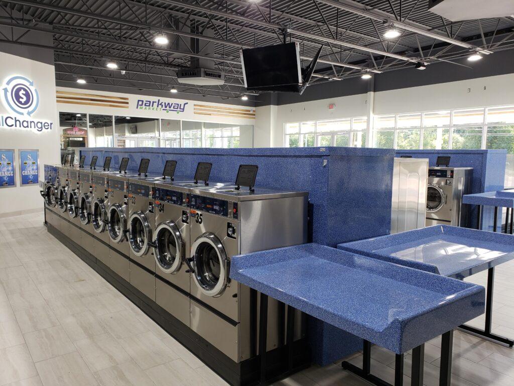 coin laundry houston
